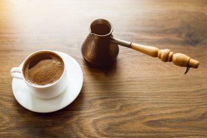 Fekete leves - a török kávé és a magyar monda
