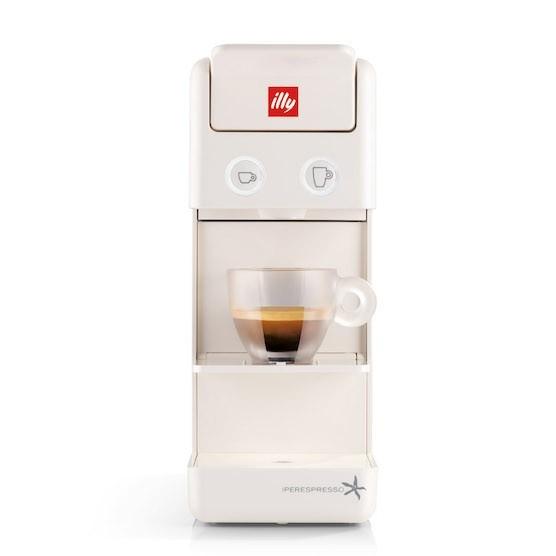 illy Francis Francis Y3.2 Iper és filter kapszulás kávéfőzőgép, fehér