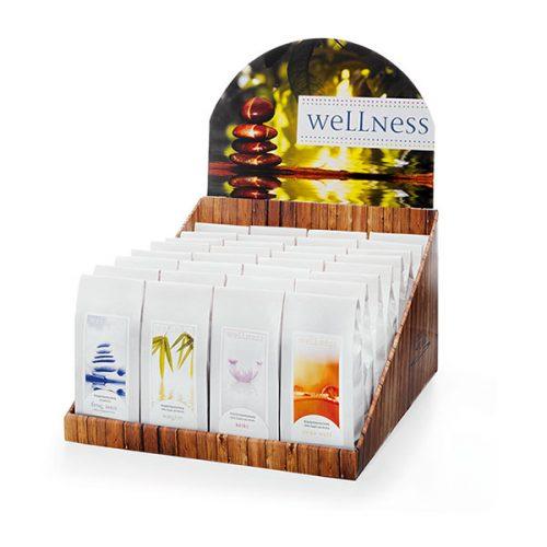 Gyógynövény keverékek, herba teák, wellness teák