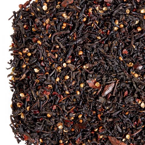Zahara Csupa Csoki fekete szálas tea keverék