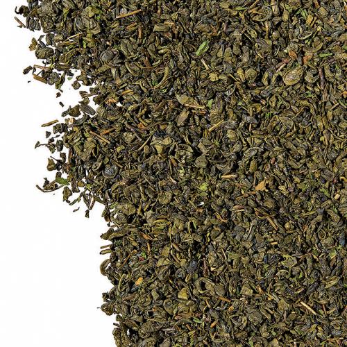 Zahara Frissülj fel! zöld szálas tea keverék mentával