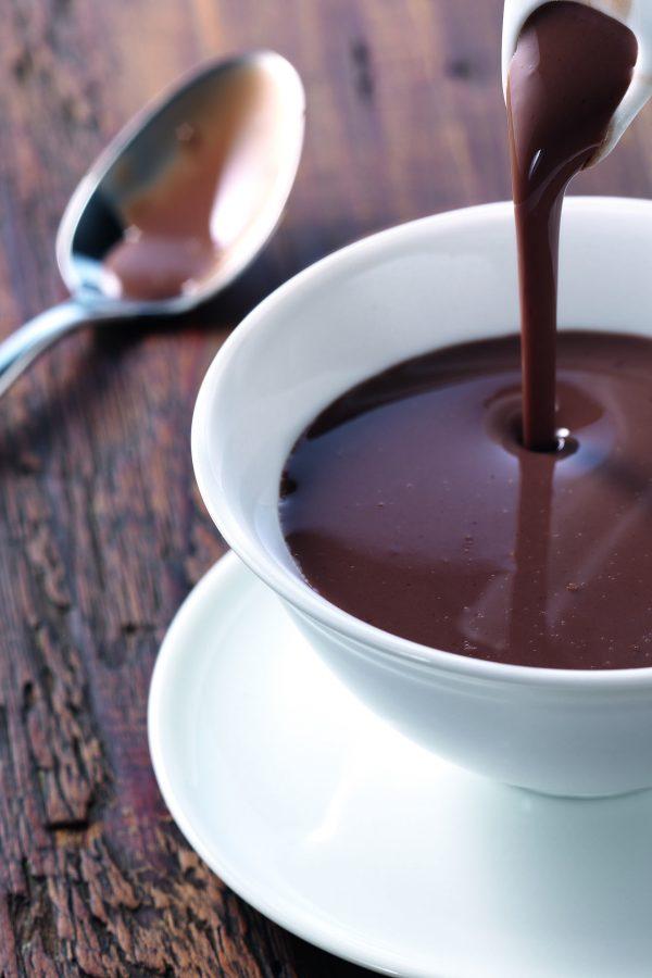 Monbana sűrű csokoládé italpor
