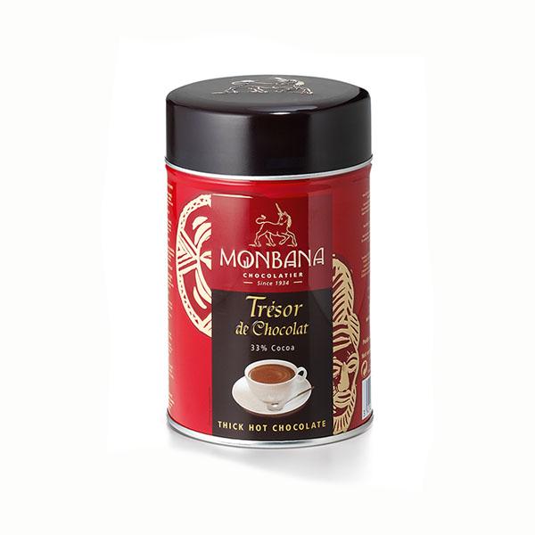 Monbana sűrű csokoládé italpor, intenzív karakteres íz a csokoládé szerelmeseinek hidegen és forrón egyaránt Forró csoki forró csokoládé