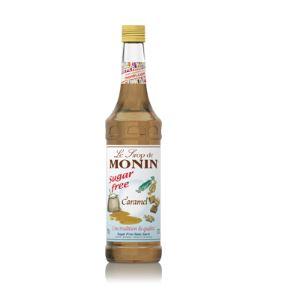 Monin cukormentes karamell kávészirup 250ml ízesített kávék készítéséhez