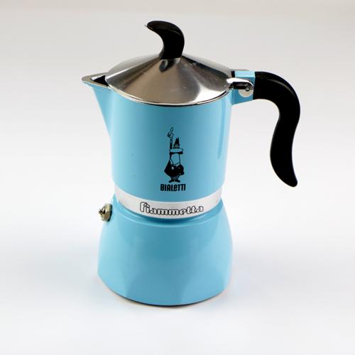 FIAMENTA AZURRA alu kávéfőző 3 sz