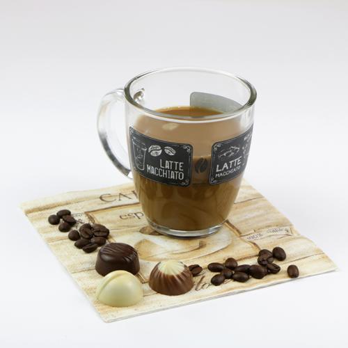 Lattera Bögre 38 cl Latte Macchiato
