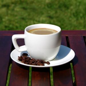 Crema porcelán cappuccino csésze + alj szett 2 db