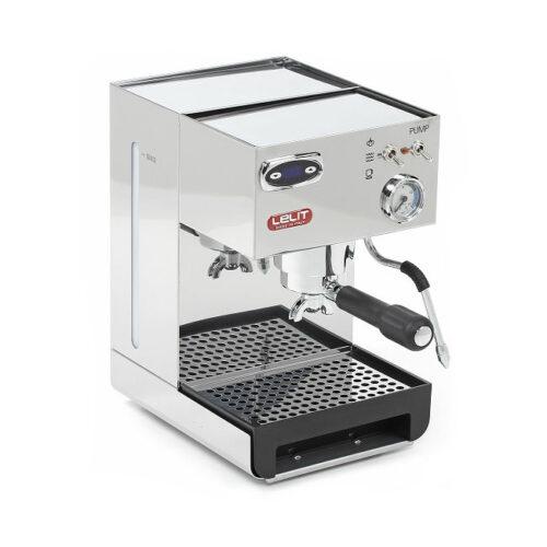LELIT karos kávéfőző kávégép