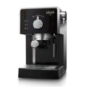 GAGGIA Viva Style karos kávéfőző gép fekete