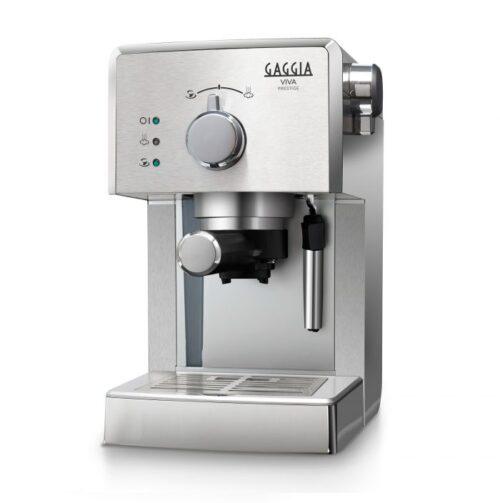 GAGGIA Viva Prestige karos kávéfőző gép ezüst