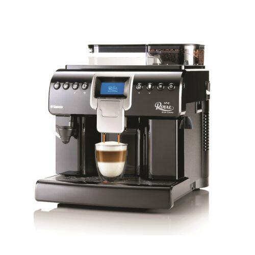Saeco Royal GRC FEKETE 230 automata kávéfőző kávégép