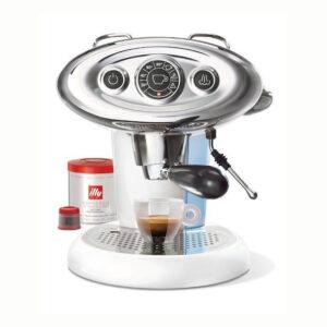 Illy Francis Francis! X7.1 Iper kapszulás kávéfőzőgép, fehér