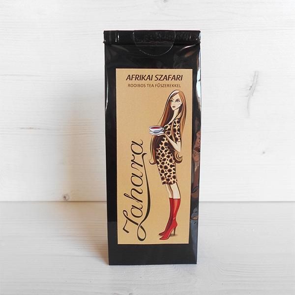 Zahara Afrikai Szafari Rooibos tea keverék