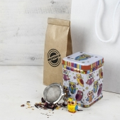 Bagolymánia meglepetés tea csomag