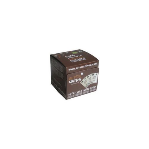 AlterNativa bio fair-trade instant tasakos kávé