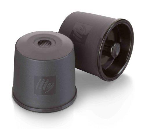 Illy iper sötét pörkölésű filterkávé kapszula