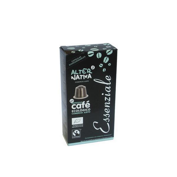 AlterNativa Essenziale Nespresso kompatibilis bio lebomló kávé kapszula - nespresso kávékapszula kompatibilis