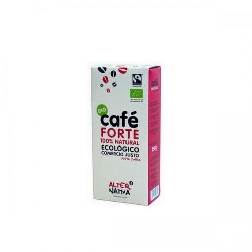 AlterNativa Forte bio fair-trade őrölt kávé