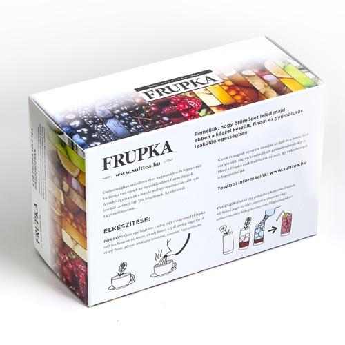Frupka 6db-os díszdoboz sült tea válogatás