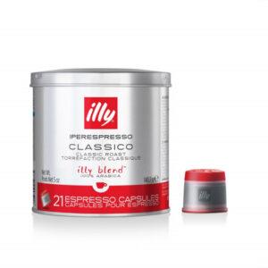Illy iper espresso 21 kávékapszula