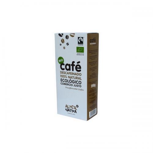 AlterNativa Koffeinmentes bio fair-trade őrölt kávé