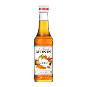Monin karamell szirup 250ml