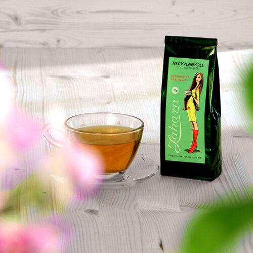 Szálas zöld tea keverék - Zahara Negyvennyolc