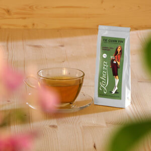 Zahara Tie Guan Yin natúr kínai szálas oolong tea