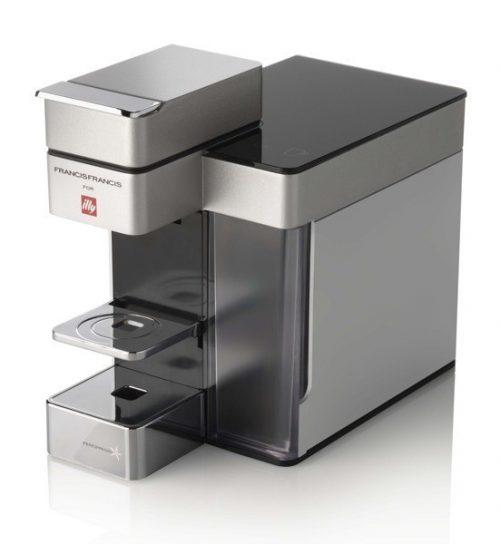 illy Francis Francis Y5 Duo Iper és filter kapszulás kávéfőzőgép, fehér