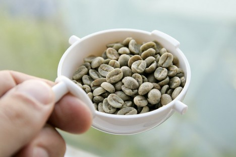 Zöld kávé – A természet ajándéka