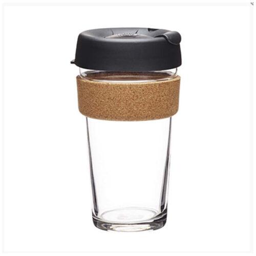KEEPCUP BREW ÜVEG TO GO POHÁR KÁVÉS TERMOSZ ESPRESO 454 ML Hordozható kávéspohár