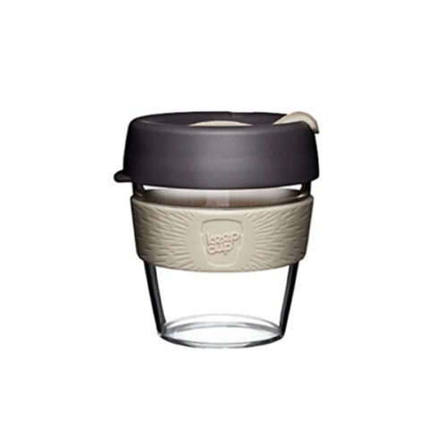 KEEPCUP COFFEE TO GO POHÁR CLEAR PLASZTIK TO GO POHÁR KÁVÉS TERMOSZ BATCH 227 ML