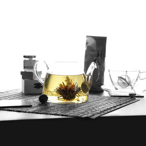 Virágzó tea válogatás - fekete tea - fehér tea - Zahara