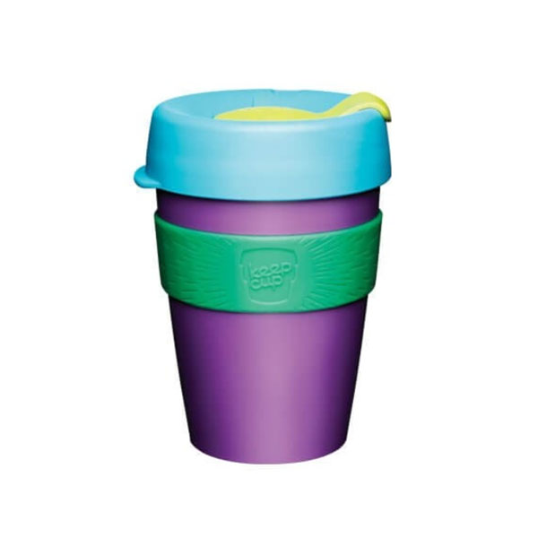 KEEPCUP ORIGINAL PLASZTIK TO GO POHÁR KÁVÉS TERMOSZPOHÁR ELEMENT 340 ML