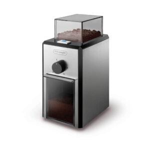 Delonghi KG-89-left kávédaráló kávéőrlő