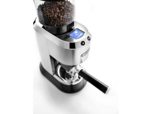 Delonghi KG521.M_detail Kávédaráló Kávéőrlő