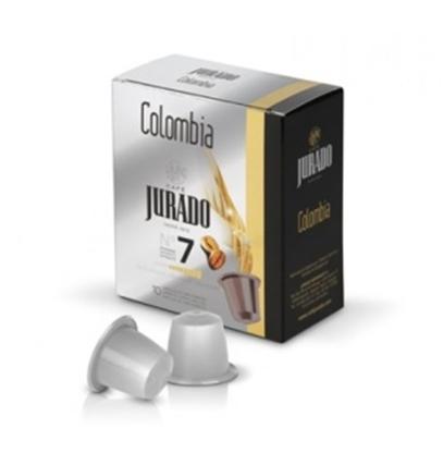 Jurado Colombia Nespresso kompatibilis kávékapszula 10 db