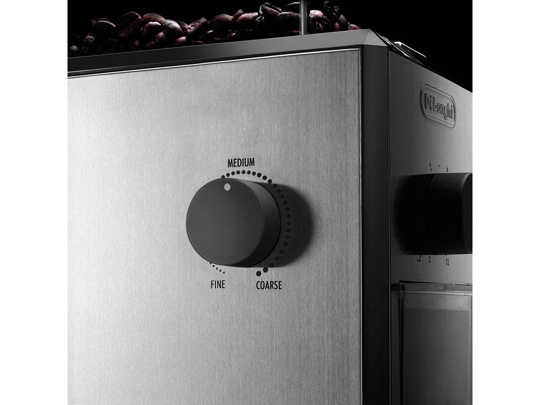 KG-89-detail-dust-coffee-selector kávédaráló kávéőrlő