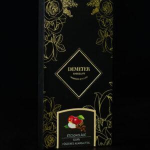 almasajtos_táblás étcsokoládé kézműves csokoládé kézműves csoki