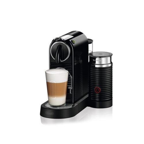 delonghi-en-267-B citiz nespresso kávéfőző nespresso kávégép kapszulás kávéfőző és tejhabosító