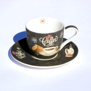 espresso csésze retro vaj kávés csésze cappuccino csésze