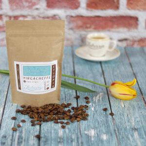 Etióp Yirgacheffe szemes kávé világos pörkölés