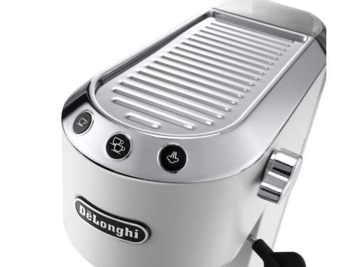 Delonghi kavegep EC685.W karos kávéfőző karos kávégép fehér