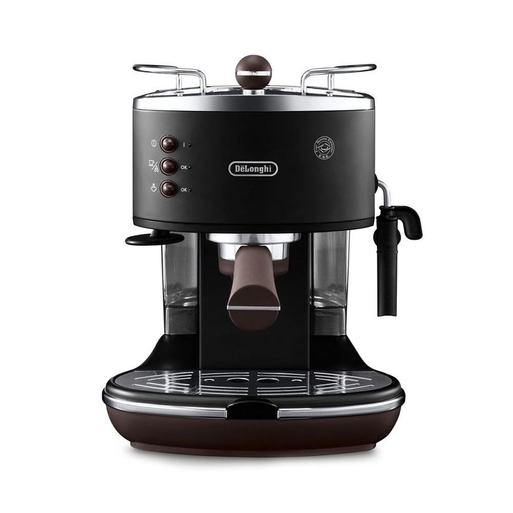Delonghi kávégép ECOV311 karos kávéfőző karos kávégép fekete