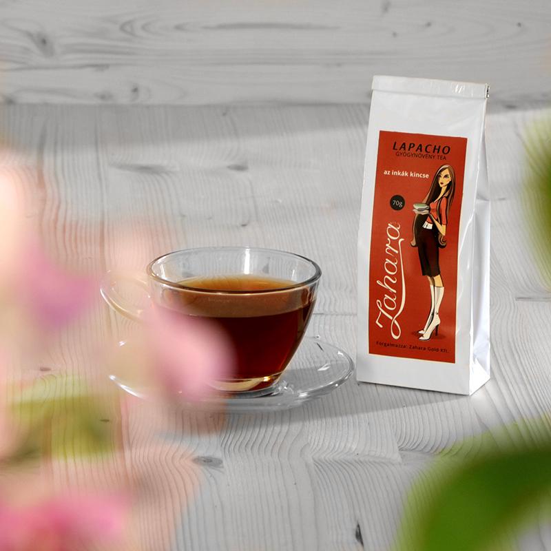 Lapacho tea - gyógynövény tea - Zahara