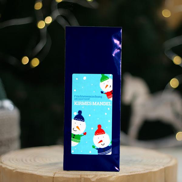 Mandulás gyümölcstea - karácsonyi tea