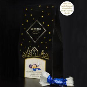 Szatmári szilvapálinkás kézműves szaloncukor - Demeter csoki