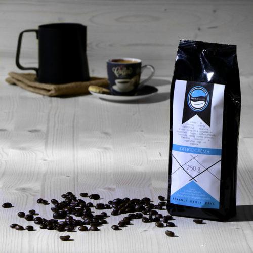 Kézműves őrölt kávé blend - OfficeCoffee Office Crema