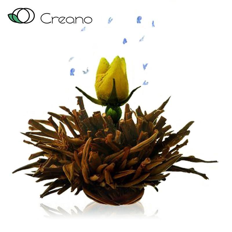 Virágzó tea - fekete tea - vulkáni suttogás