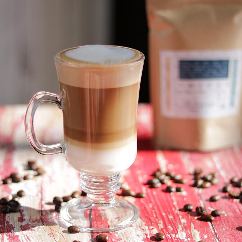 Latte pohár készlet